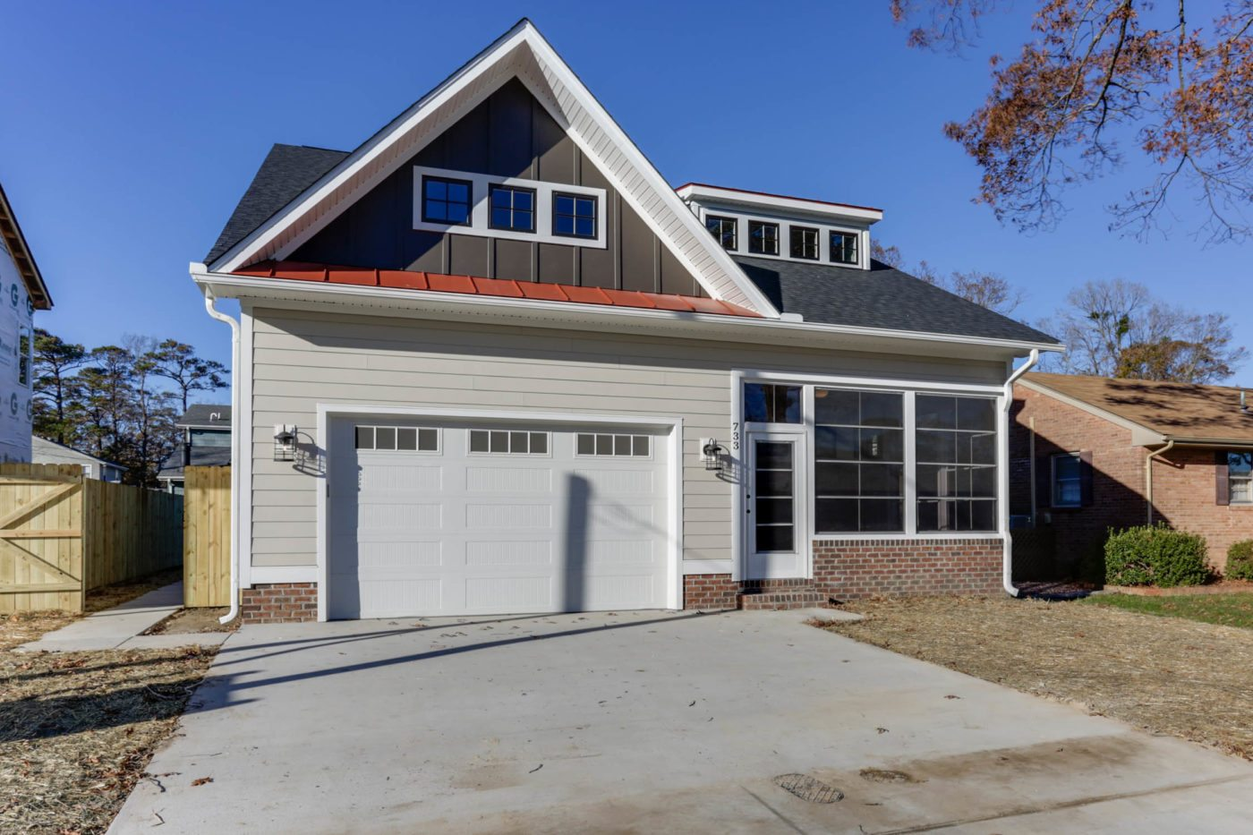 New home construction remodeling contractor virginia for 530 terrace ave virginia beach
